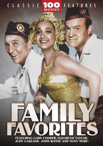 Family Favorites 100 Movie Pack