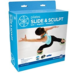 Pilates Slide And Sculpt Kit
