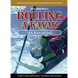 Rolling a Kayak: Sea Kayaking