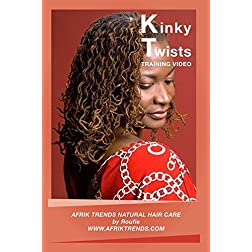 Kinky Twists Training Video