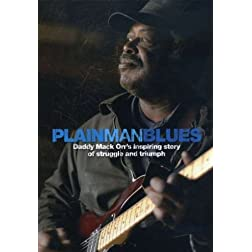 Plain Man Blues--Daddy Mack Orr's Inspiring Story of Struggle and Triumph