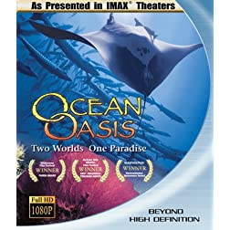 Ocean Oasis (IMAX) Blu-ray [Blu-ray]
