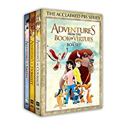 Adventures from the Book of Virtues The Box Set