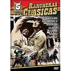 Clasico Rancheras 5 Peliculas
