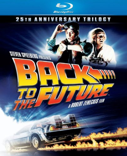 Back to the Future: 25th Anniversary Trilogy (+ Digital Copy) [Blu-ray]