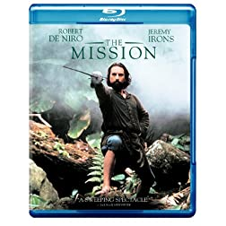 The Mission (Amazon Exclusive) [Blu-ray]