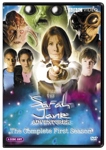 The Sarah Jane Adventures - The Complete First Season