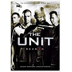 The Unit - The Complete Third Season