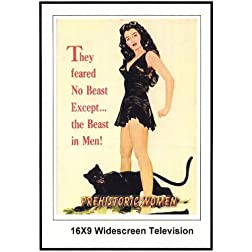 Prehistoric Women Widescreen TV