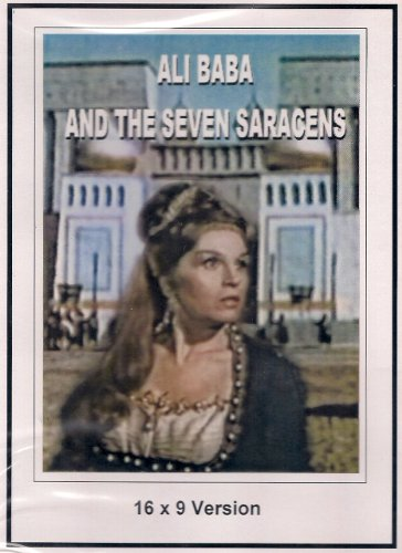 Ali Baba and the Seven Saracens Widescreen TV