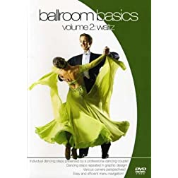 Ballroom Basics, Vol. 2: Waltz