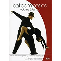 Ballroom Basics, Vol. 3: Tango