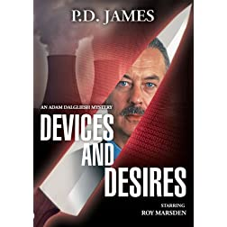 P.D. James: Devices and Desires