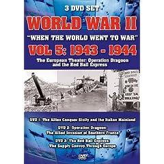 World War II: When the World Went to War, Vol. 5 1943-44