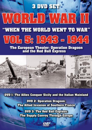 World War II: When the World Went to War, Vol. 5 1943-44