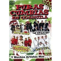 Puras Cumbias en Coahuila