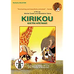 Kirikou And The Wild Beast