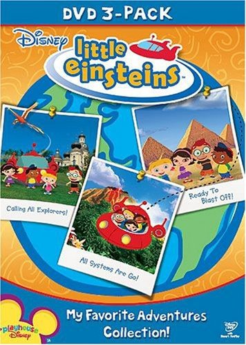 Little Einsteins: Fall 2008 DVD 3 Pack