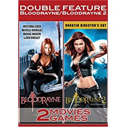Bloodrayne/Bloodrayne 2