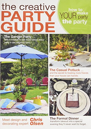 Creative Party Guide
