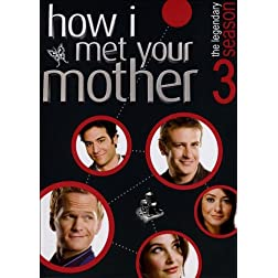 How I Met Your Mother - Season Three