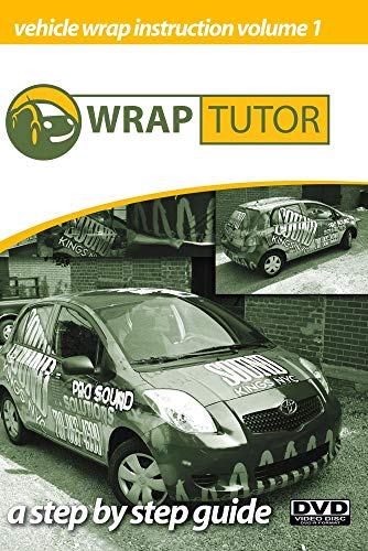 The Wrap Tutor : Vehicle Wrap Instructional DVD