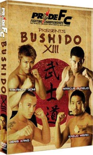 PRIDE Bushido Volume 13
