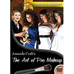 The Art of Pro Makeup: Fashion & Glamour Edition, Professional Makeup Instruction and Lessons