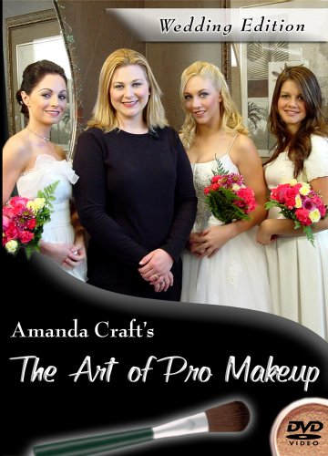 The Art of Pro Makeup: Wedding Edition, Professional Makeup Instruction and Lessons