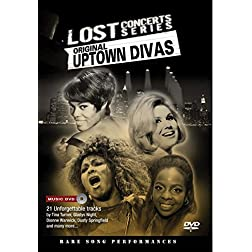 Lost Concerts Series: Uptown Divas