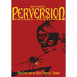 Jess Franco's Perversion: Double Feture Mari-Cookie and the Killer Tarantula and Incubus