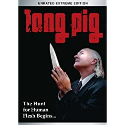 Long Pig: The Movie DVD