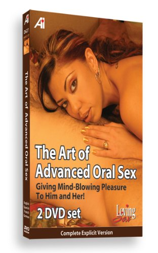 The Art Of Advanced Oral Sex - 2 DVD Set