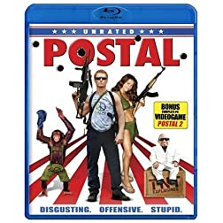 Postal [Blu-ray]
