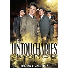The Untouchables: Season Two, Vol. 2