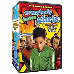 Everybody Hates Chris - Seasons 1-3