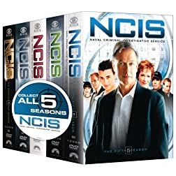 NCIS - Seasons 1-5