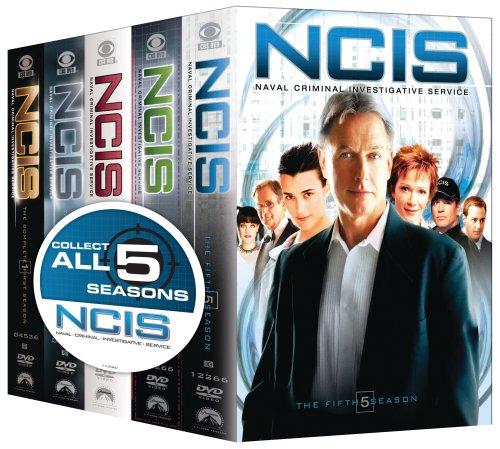 NCIS - Seasons 1-5