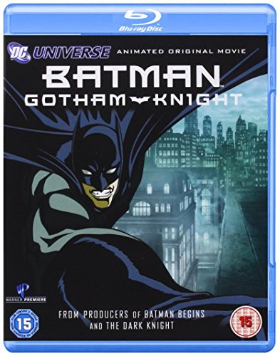 Gotham Knight [Blu-ray]