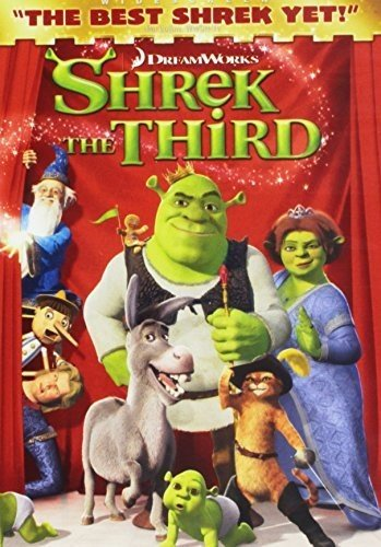 Shrek the Third/Antz/Spirit: Stallion of the Cimarron