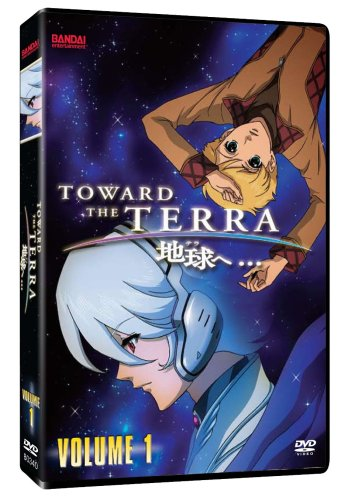 Toward the Terra, Vol. 1