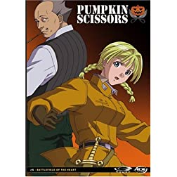 Pumpkin Scissors, Vol. 5: Battlefield of the Heart