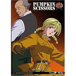 Pumpkin Scissors, Vol. 5: Battlefield of the Heart