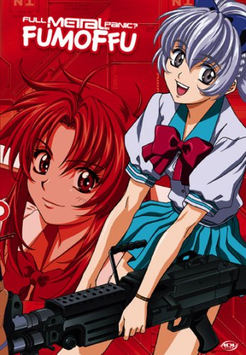 Full Metal Panic, Vol. 2: FUMOFFU - Complete Collection