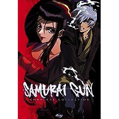 Samurai Gun, Vol. 2: Complete Collection