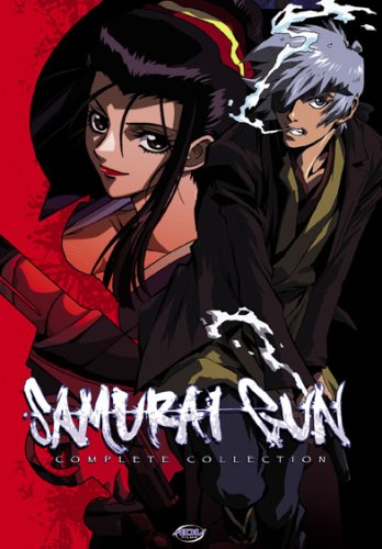 Samurai Gun, Vol. 2: Complete Collection