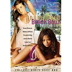 Nude Coed Beach Bowl Tournament