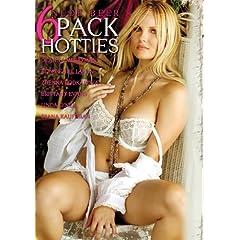 Six Pack Hotties: Nude Beer