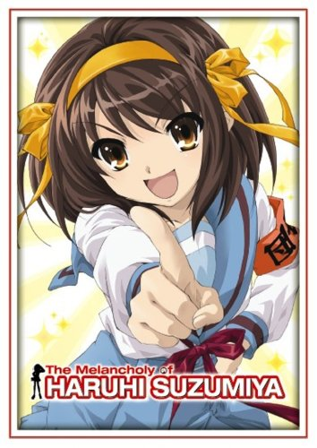 The Melancholy of Haruhi Suzumiya: Complete Collection
