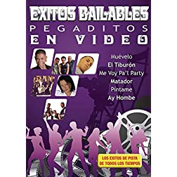 Exitos Bailables Pegaditos en Video